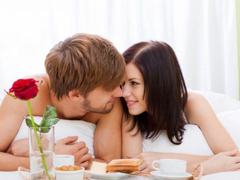 Intymūs patarimai Valentinui: kaip neišgąsdinti antrosios pusės per atvira dovana