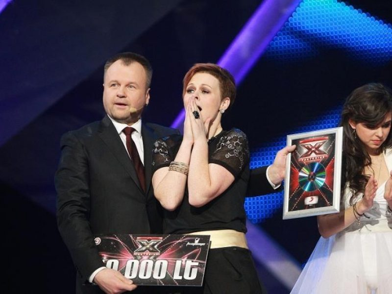 """""""X faktoriaus"""" komanda ir vėl leidžiasi į Lietuvos talentų paieškas"""