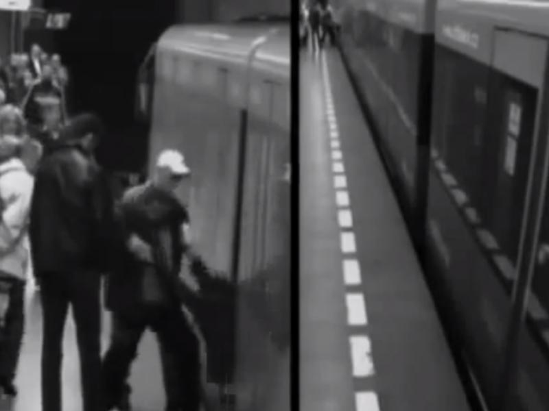 """Čekė """"stebuklingai"""" liko gyva patekusi po metropoliteno traukiniu"""