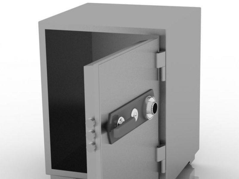Iš dantų protezavimo centro Joniškyje pagrobtas seifas su daugiau nei 5 tūkst. eurų