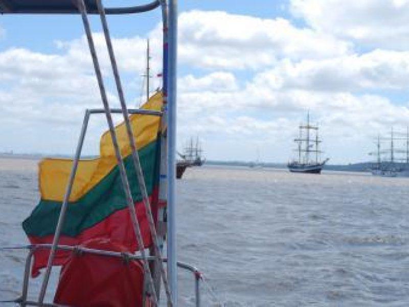 Lietuvos laivai - baltajame sąraše