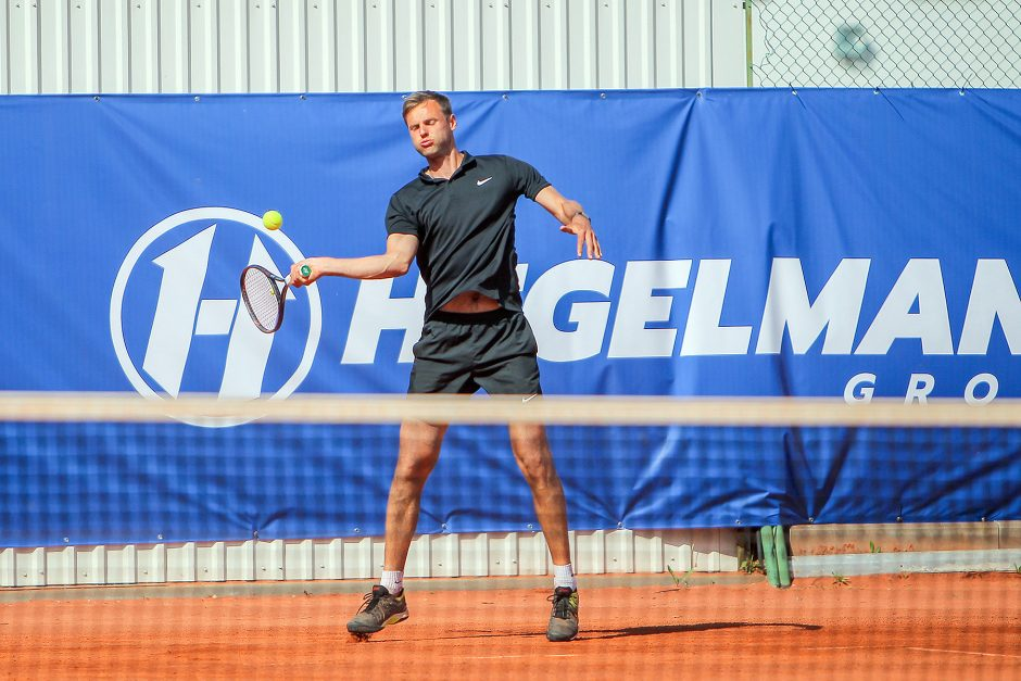 """Hegelmann Tennis Tour"" turnyras"