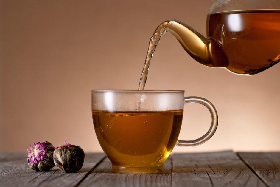Ar turėčiau gerti arbatos hipertenzijai?