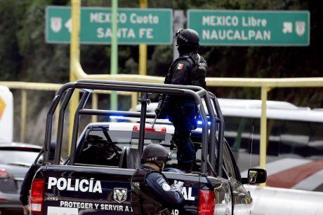 Vakarų Meksikoje per ataką žuvo 14 policininkų