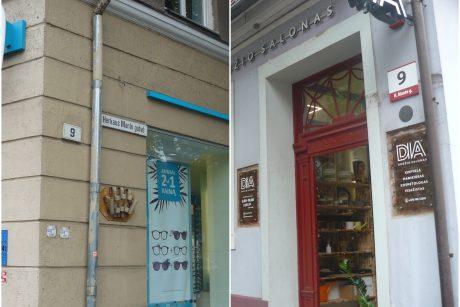 Neįprasta situacija Klaipėdoje: du namai – vienas adresas