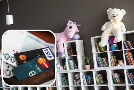 Šiaulių rajone pavogtos vaikų namų globotinių banko kortelės: įsilaužta į auklėtojų kambarį