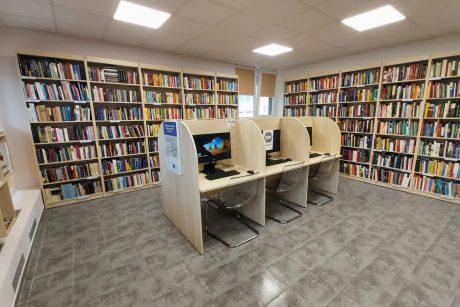 Nauja biblioteka Lazdynuose planuoja tapti bendruomenės traukos centru