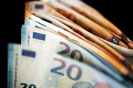 Per kriptovaliutų keityklas apgaule iš moters išviliojo 28 tūkst. eurų