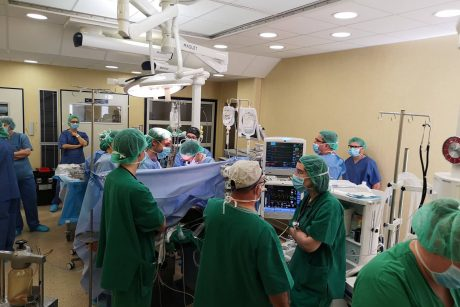 Lietuvos donoro plaučiai ir širdis išgabenti į Vokietiją ir Kroatiją