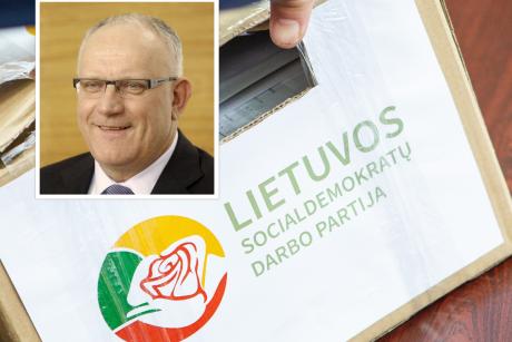"""""""Socialdarbiečiai"""" žada keisti partijos pavadinimą: bus Lietuvos regionų partija"""