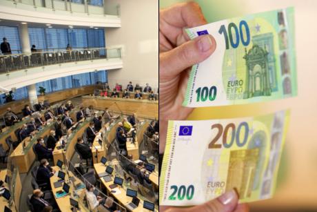 VRK: Seimo rinkimams partijos ir kandidatai išleido per 9 mln. eurų