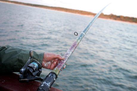 Šiaulių rajone neteisėtai žvejoję vyrai atsidūrė areštinėje