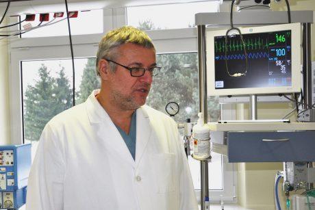 dienos ligoninė dėl hipertenzijos