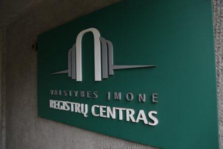 Registrų centrą siūloma iškelti iš Vilniaus