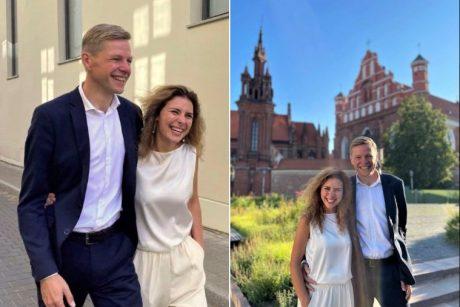 """Kreipėsi į VTEK: R. Šimašiaus žmonos įmonės laimėtus konkursus vadina """"pramuštu dugnu"""""""