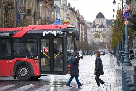 Keliaujančių Vilniaus viešuoju transportu laukia pokyčiai: atnaujinami tvarkaraščiai