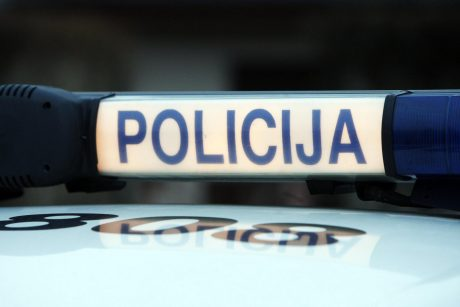Vilniuje sužalotas vyras: ieškoma įtariamojo