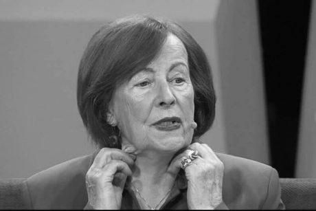 Mirė žurnalistė, vertėja G. Ferensienė