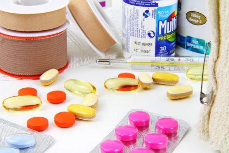 Į Lietuvos rinką neįleista beveik 4 mln. netinkamų medicinos priemonių