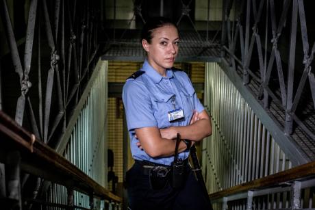 Pareigūnės griauna stereotipus apie moters vaidmenį bausmių vykdymo sistemoje