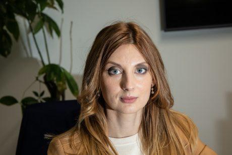 Griežtai auklėta aktorė A. Kaktaitė: išlaisvinau savo vidinę keikūnę, man tai buvo tarsi terapija
