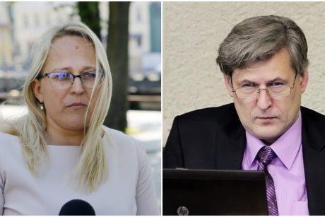 Susirėmė dėl menkniekio: Klaipėdos politikams trūksta dėmesio?