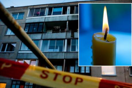 Kaune rasta mirusi moteris: įtariama, kad senolė iškrito pro buto langą