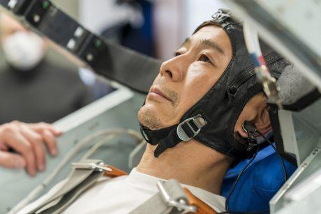 Rusijos erdvėlaiviu į TKS išskris du kosmoso turistai iš Japonijos