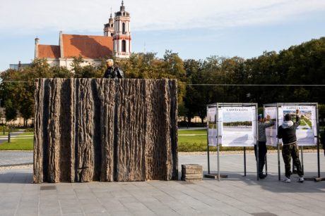 Lukiškių memorialui numatyti pinigai bus skirti komunaliniams mokesčiams?