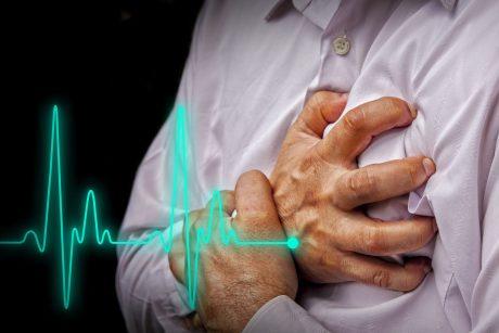 dusulys su hipertenzija, iškvėpimas
