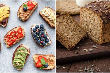 Mitybos ekspertas: kvietinė sumuštinių duona – išteisinti ar nuteisti? (receptai)