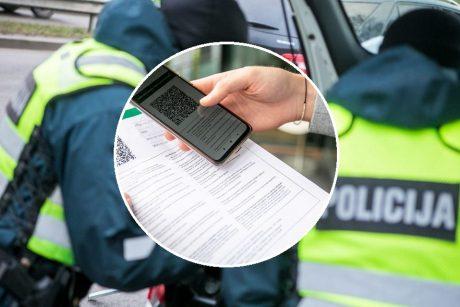 Vilniuje sulaikyti du vyrai, pateikę ne savo galimybių pasus: gresia dideli nemalonumai