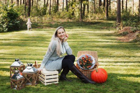 Mamos maisto paslaptis – gaminti su meile