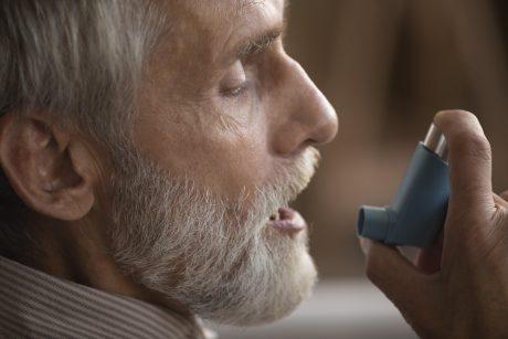 Gydytoja primena trijų taisyklę: kaip suprasti, kad astma nevaldoma