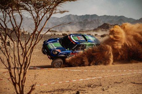 Dakaro ralio asai susitiks Andalūzijoje