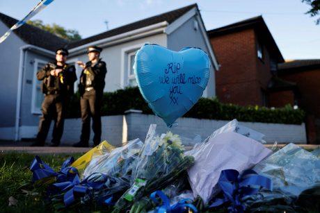 Britų parlamentaro nužudymas laikomas teroristiniu išpuoliu