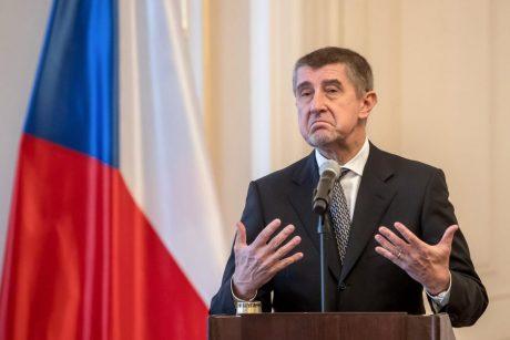 Čekijos premjeras A. Babišas po pralaimėtų rinkimų nusprendė pereiti į opoziciją