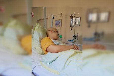Onkologinė liga jaunam vaikinui smogė dvigubai: paskutinė viltis – žmonių rankose