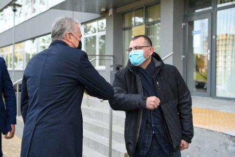 V. Kasiulevičius: policija nesustabdys žmonių nuo susibūrimų, nebent įvestume komendanto valandą