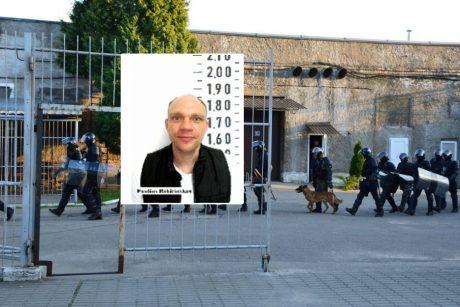 Dar vienas Pravieniškėse kalintis nuteistasis dingo išėjęs į darbą