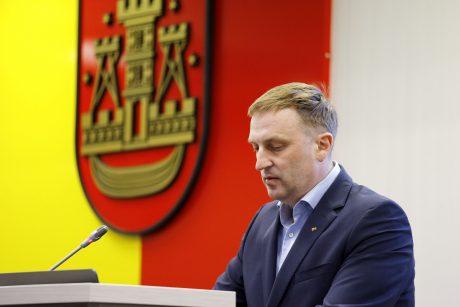 """""""Klaipėdos keleivinis transportas"""" G. Neniškio įpėdinio neieškos"""