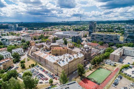 Lukiškių komplekso laikinos nuomos konkurse – vienas pasiūlymas