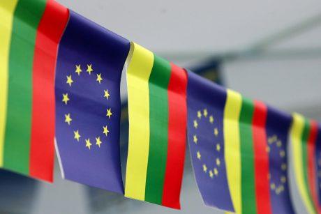 Europos Sąjungos piliečiai galės tapti partijos steigėjais Lietuvoje