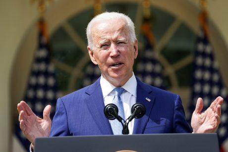 J. Bideno administracija prašys teismo blokuoti Teksaso abortų draudimą