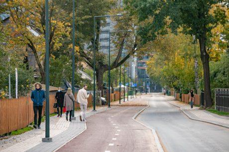 Vilnius kviečia susipažinti su ramaus eismo gatvėmis