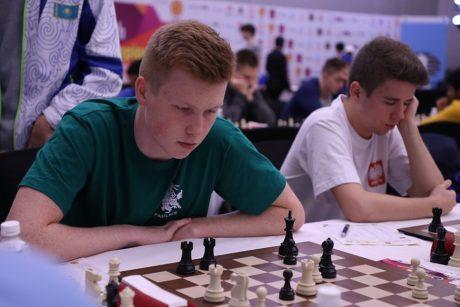 P. Pultinevičius tapo jauniausiu Lietuvos istorijoje šachmatų didmeistriu