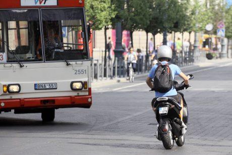 Vilniuje keičiami daugelio viešojo transporto maršrutų tvarkaraščiai