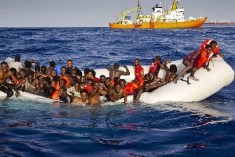 Turkija sulaikė daugiau nei 200 Egėjo jūrą bandžiusių kirsti migrantų