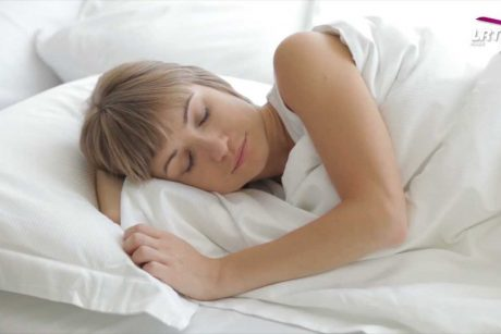 miegoti didelę varpą)