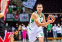 """We're Back"" turnyras: ""Žalgiris"" – ""Olimpia"" 70:88"